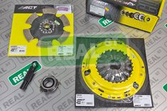 ACT 3SGTE MR2 Xtreme Clutch Kit W/ 6 Puck Unsprung Disc