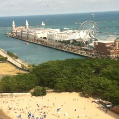 Navy Pier , Chicago