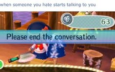 animal crossing gets it