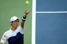 Kei Nishikori Photos - Citi Open - Day 4 - Zimbio