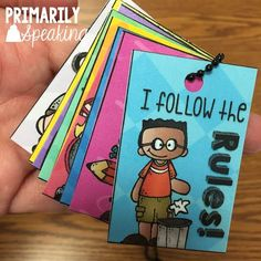 Brag Tags...perfect for recognizing student effort and encouraging good decision making!  Read all about them and grab the FREEBIE!