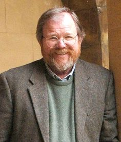 Bill Bryson - endlessly interesting author, vastly curious, hilarious, and a walking encyclopedia