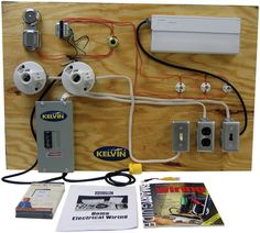 Home Electrical Wiring. Basic Electrical Wiring, Electrical Projects, Electrical Installation, Electrical Engineering, Residential Electrical, Renewable Energy, Solar Energy, Solar Power, House Wiring