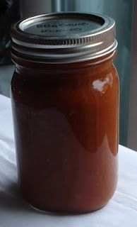 canned bbq sauce