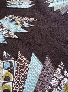 Close Up Cool Quilt