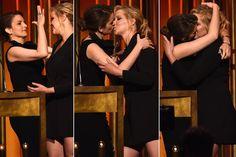 Lesbian kiss sarah palin