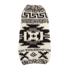 Handmade Southwest Rustic Aztec Wool Dog Sweater