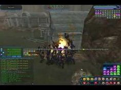 City of Heroes - Issue 4 herding at its best - YouTube