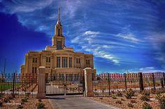 Photograph - Payson Temple by David Simpson