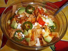 Chicken Tortilla Soup - Hispanic Kitchen