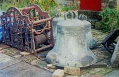 The reclaimed bells of All Saints Church