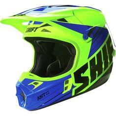 Dirt Bike Shift 2016 V1 Assault Race Helmet | MotoSport