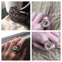 Vintage and Steampunk Inspired Accessories www.arcanumbyaerrowae.etsy.com