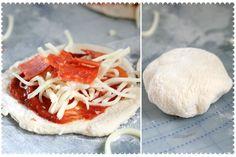 recipe for crazy: Homemade Pizza Balls