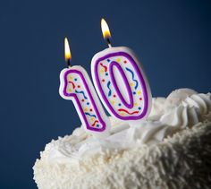 Facebook Turns 10! Ten Facts to Consider