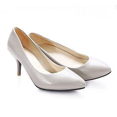 Women's Pointed Toe Stiletto Heel Pumps Shoes More Colors available - USD $ 18.59