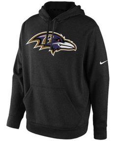 Baltimore Ravens Hooded Sweatshirt MENS Size Large NFL Team ...