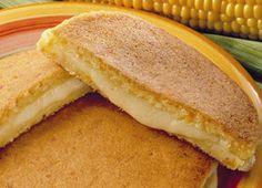 Arepas - Cornmeal Cheese Patties, Goya