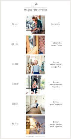 Fotografieren im manuellen Modus: Der ISO-Wert Spickzettel