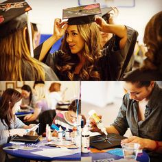 Are you graduating in 10 days (Dec 19 10am at Taco Bell Arena)? Come decorate your cap from 6-9 at the #BoiseState SUB. All you need to bring is your cap to participate! FREE FOOD & DRINKS  PHOTO BOOTH  WIN PRIZES  details: http://boi.st/CapParty