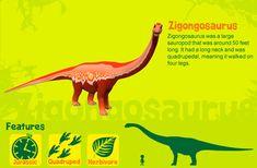 zigongosaurus dinosaur train - Google Search