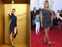 Laverne Cox In Marc Bouwer - 2014 MTV Video Music Awards #VMA - Red Carpet Fashion Awards