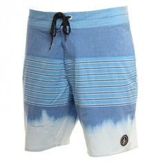 Volcom Mens Boardshorts Threezey Bold Blue
