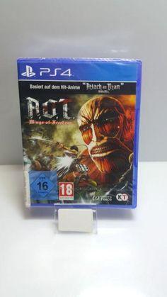 "GRA PS4 ATHACK ON TITAN "" A.O.T."" WROCŁAW CENTRUM - Produkt - LOOMBARD"