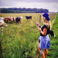 This photo is c/o Abby Northgraves and is taken at YU Ranch just outside of Tillsonburg, ON.