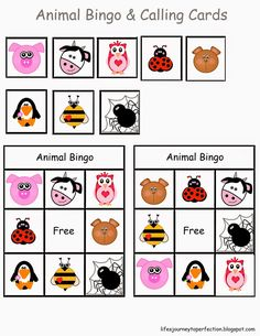 Ideas for Primary 1 manual, Lesson 12: I Am Thankful for Animals and Lesson 13:I Am Thankful for Birds and Insects