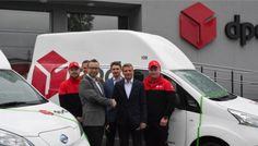 The Voltia eNV200 Maxi, an all-electric urban delivery van based on the Nissan eNV200, has been deployed for the first time in Slovakia (by the firm DPD Slovakia), according to an email sent to Cle…