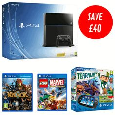 PS4-Ultimate-bundle-price-game #PS4 #PSVITA Ultimate bundle Price revealed and available to pre-order now