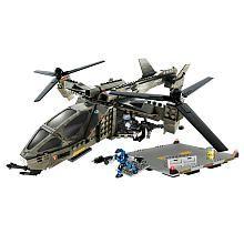 Mega Bloks Halo UNSC Falcon with Landing Pad (96940)