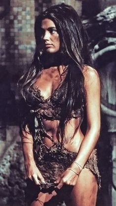 redbishop37: Linda Harrison as Nova, in Beneath the Planet of the Apes (1970).