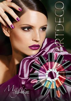 ArtDeco Magic Shine Nail Polish
