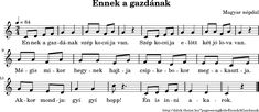 Hull a pelyhes - Dalok Online Music Decor, Sheet Music, Folk, Education, Life, Playlists, Staging, Google, Image