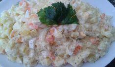 Jak udělat vynikající bramborový salát | recept Risotto, Household, Menu, Ethnic Recipes, Food, Menu Board Design, Meal, Essen, Hoods