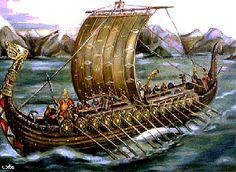 As pessoas que viviam na Escandinávia por volta do ano 800 da nossa era até cerca de 1100 são conhecidas como vikings. A antiga palavra escandinava víkings significava pirata e muitas pessoas pensam nos vikings apenas como invasores selvagens. Os vikings, porém, também eram notáveis exploradores, conquistadores, fazendeiros, comerciantes e artífices. Desenvolveram leis justas e um sistema de democracia.