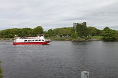 Corrib Princess in Galway, Co Galway