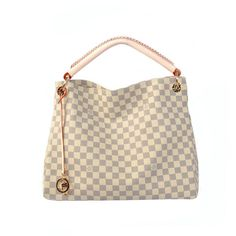 Louis Vuitton Artsy MM White Totes N40249 | See more about louis vuitton, artsy and totes. | See more about louis vuitton, artsy and totes.