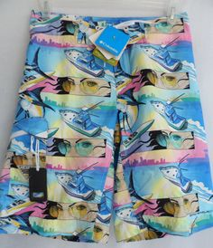13bb2d2dfc Columbia Pfg Offshore Teaser Action Board Shorts Swim Trunks Omni Shade  Size 30 for sale online | eBay