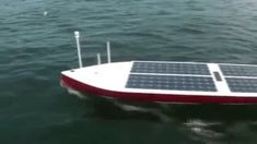 SeaTrac Solar Boat : Solar Powered Self Driving Boat Solar Energy, Solar Power, Self Driving, Boats, Money, Outdoor Decor, Free, Ships, Silver