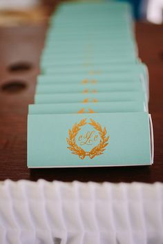 Matchbox Wedding Favors PHOTO SOURCE • RED FLY STUDIO