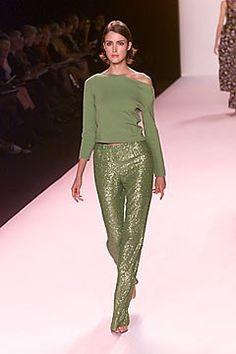 Bill Blass Spring 2000 Ready-to-Wear Fashion Show - Steven Slowik