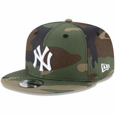 wholesale dealer f7e67 b4f8e Men s New York Yankees New Era Camo Basic 9FIFTY Snapback Hat, Your Price    29.99