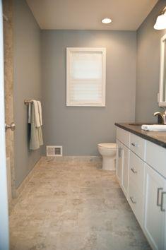 hall bathroom - Google Search