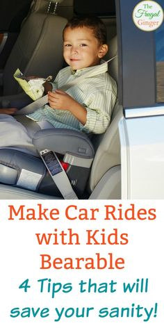 Use these tips and ideas to have a pleasant family car ride. Fun activities for long road trips or just a ride around the block. Every parent should read this! #parenting #Roadtrip #momlife