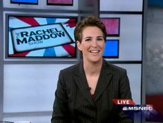 MSNBC Ratings Implosion Continues: Sinks To Seven Year Lows, Rachel Maddow And Chris Hayes Put Up Worst Ever Demo Numbers…  ------------------------------------------------ Your feel good story of the day!