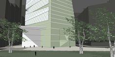 Estudo para complexo Comercial e Hoteleiro TGMC - Centro RJ