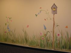 tree murals for kids rooms | Murals For Kids | Orlando Mural Artist| Children Rooms Murals ...